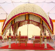 decoration for indian wedding wedding decoration ideas refresh your wedding atmosphere through