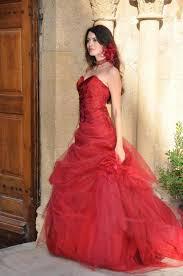 robes de mari e bordeaux des robes de mariée colorées mademoiselle dentelle