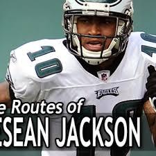 the routes of desean jackson pff news u0026 analysis pro football