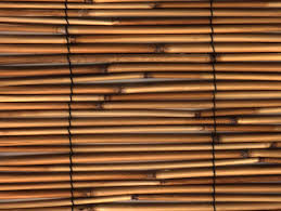 interior economy bamboo blinds design with matchstick blinds