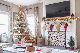 holiday home tour 2014 a cozy eclectic christmas bless u0027er house