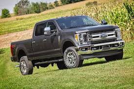 Ford F250 Truck Bed Size - ford unveils new aluminum 2017 super duty pickup