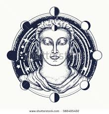buddha tattoo vector stock images royalty free images u0026 vectors