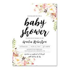 online baby shower free baby shower invitations ryanbradley co