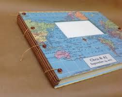 personalized scrapbook cover scrapbook album etsy