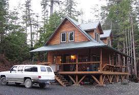 2 cabin plans 20 wide 1 1 2 cottage in alaska