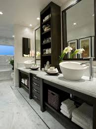 Bathroom Sinks And Cabinets by Bathroom Porcelain Sinks Hgtv