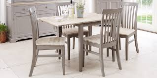 Dining Table With Grey Chairs Glamorous Grey Dining Tables And Chairs 56 On Rustic Dining Room