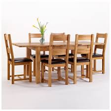 rustic oak kitchen table 50 off rustic oak dining table and 6 chairs extending westbury