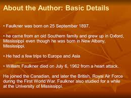 faulkner light in august light in august 2nd period ppt download