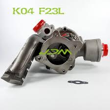 audi a4 b7 turbo upgrade aliexpress com buy upgrade turbo k04 106 f23l for audi a4 b7 2 0