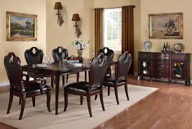 simple and formal dining room sets amaza design glamorous formal dining room sets with elegant chairs in black color furnished with elongated table decorated