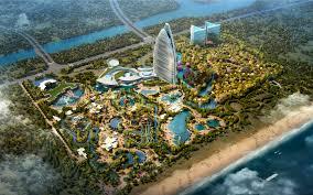 china u0027s fosun group invests in sanya atlantis hotel management