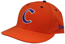 Clemson Flags Fitted Baseball Team Cap