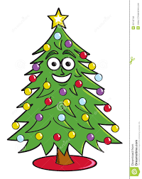 christmas tree cartoon images irebiz co
