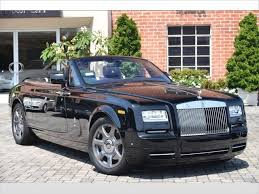 used rolls royce phantom drophead coupe for sale special offers