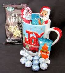 gift mugs with candy christmas gift reindeer mug with antlers with assorted