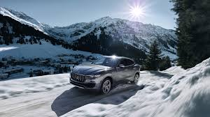 maserati blue logo the maserati levante s q4 is a luxury suv that flips the script