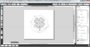 screencast on using sketch option from silhouette studio designer