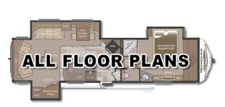 Fifth Wheel Floor Plans Tacoma Rv Center Fifth Wheels New And Pre Owned Floor Plans