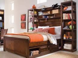 endearing bedroom for teenager king bed frame plus storage simple