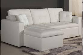 canapé 3 places cuir blanc canapé d angle modulable et convertible 3 places blanc enzo canapé
