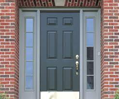 Lowes Metal Exterior Doors Metal Exterior Doors For Home At Lowes Commercial Techbrainiac Info