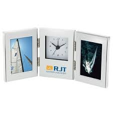 personalized desk clocks in many styles inkhead com