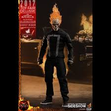 agents of s h i e l d ghost rider sixth scale figure