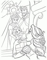 tangled coloring pages disney 7cvf4