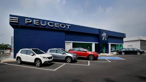 peugeot showroom peugeot malaysia opens new 3s centre in seremban image 720521