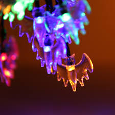 Purple Led Halloween Lights Online Get Cheap Solar Halloween Lights Aliexpress Com Alibaba