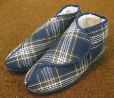 Mens Duvet Slippers Mens Thermal Slippers Ebay