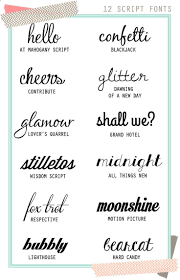 seating plan design ideas fonts