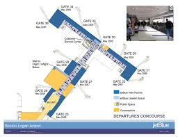 Map Of Boston Logan Airport by Jetblue Terminal C Renovation U2022 Fennick Mccredie