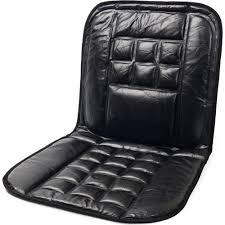 wagan leather lumbar support cushion walmart com