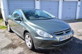 peugeot 307 new used peugeot 307 2 0 for sale motors co uk
