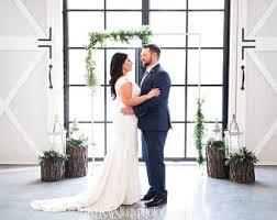 wedding arches coast wedding arch etsy