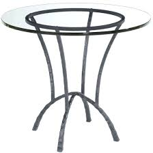 wrought iron dining table glass top wrought iron dining table set