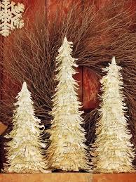 How To Make A Christmas Tree Star For Top - how to make sheet music christmas trees hgtv
