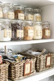 Pantry Cabinet Organizer Pantry Cabinet Organization And Printable Labels Bless U0027er House