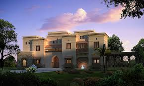 arabic style villa section 02 by dheeraj mohan at coroflot com