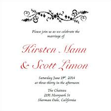 free download of wedding invitation templates free download