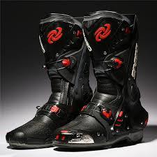 dirt bike motorcycle boots pro biker motorcycle boots protective motocross racing speed