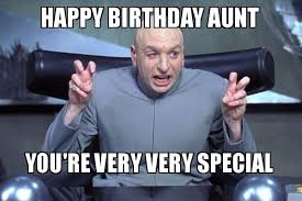 Happy Birthday Memes Funny - humorous birthday memes for aunt 2happybirthday