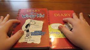 diary of a wimpy kid journal unboxing and review the lines are