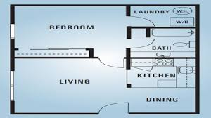 600 sq ft apartment floor plan 600 square feet apartment floor