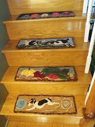 Stairs Rugs 52 Best Stair Treads And Risers Images On Pinterest Stairs