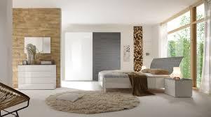 Schlafzimmer Bett Regal Schlafzimmer Weiß Hochglanz Eiche Grau Tambio22 Designermöbel