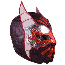 Sin Halloween Costume Replica Mexican Wrestlers Masks Kids Adults